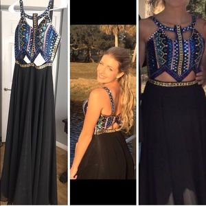 Angela and Alison prom dress size 6